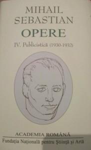 mihail-sebastian-opere-volumul-4